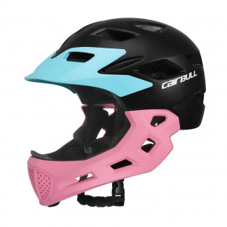 Cairbull Runtrack Youth Full Face Cycling Helmet