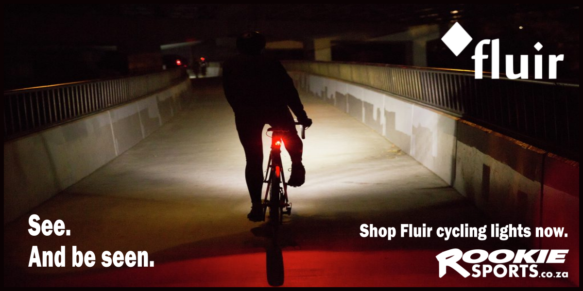 Fluir Cycling Lights Available Now